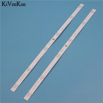 Lampes TV LED bandes de rétro-éclairage pour THOMSON T32D16DH-01W Kit de barres LED bandes JL.D32061330-004AS-M 4C-LB320T-JF3 4C-LB320T-GY6 règles