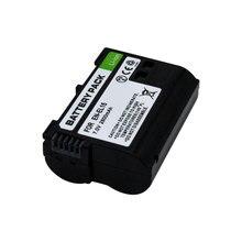1pc 2200mAh EN-EL15 ENEL15 EN EL15 Camera Battery For Nikon DSLR D600 D610 D800 D800E D810 D7000 D7100 D7200 сумка для фотокамеры nikon d90 d300 d7100 d7000 d800e