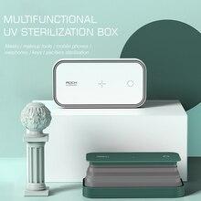 Disinfection Uv-Sterilizer-Box Nail Nail-Art-Tools Ozone Phone-Makeup Charging-Clean