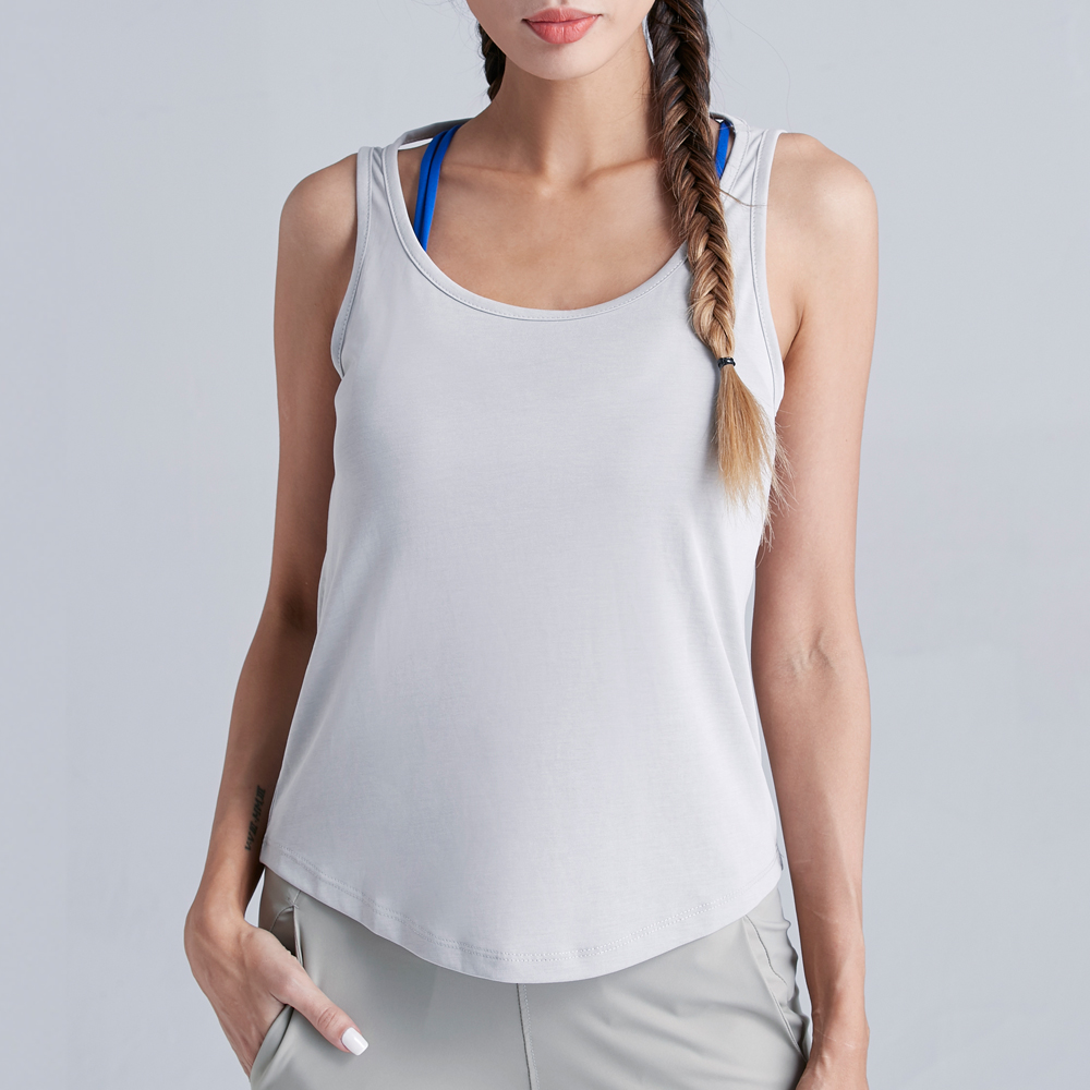Moonglade Yoga Clothing Sling Top Sports Fitness Vest 2020 New Solid Color Backless Sexy Lady Vest Running Quick-drying Summer