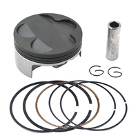 Motorcycle Cylinder Bore Size oversize +600 83mm Piston Rings Kit For YAMAHA YZ250F 2001 2007 WR250F 2001 2013 5NL 11631 20 00