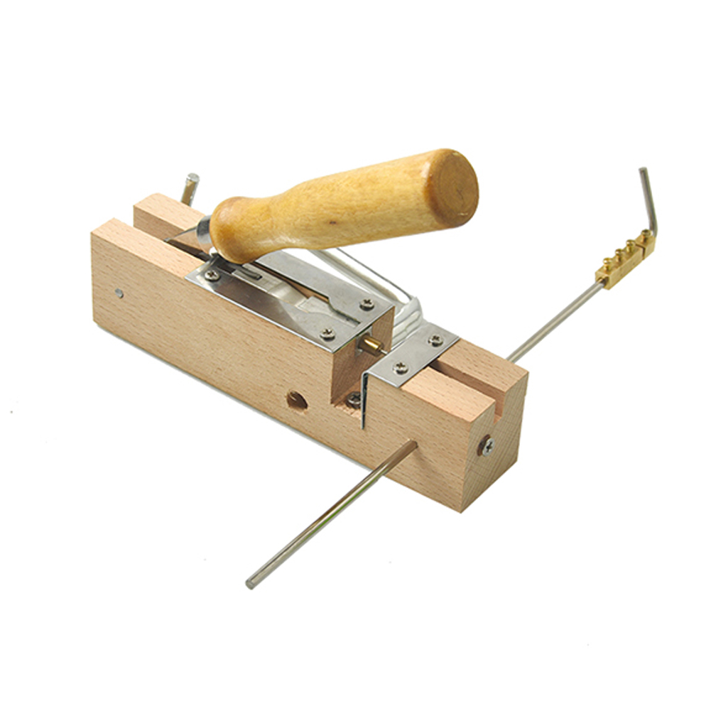 For Bee Wooden Beehive Frame Eyelet Puncher Beekeeping Equipment Combs Borer Holes Machine Drilling Practical Perforator