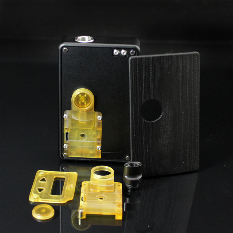 Free Shipping SXK Ultem Inner Plate Kit With Button For Billet Box Or Bb Box Manufacturer New Arrival Hot Selling