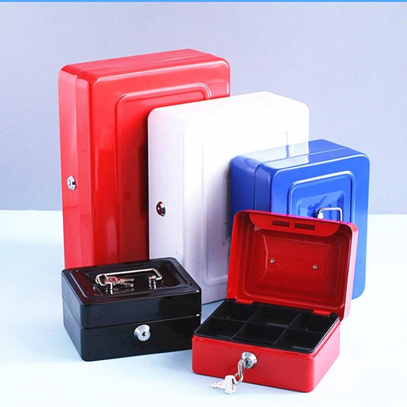 Safe Box Secret Safe Cash Lock Money Coin Safety Hidden Storage Cashbox Safes Security  Locker For Home Stash Key Case Gun Book