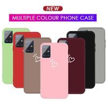 Luxury Matte Phone Case For Samsung Gala
