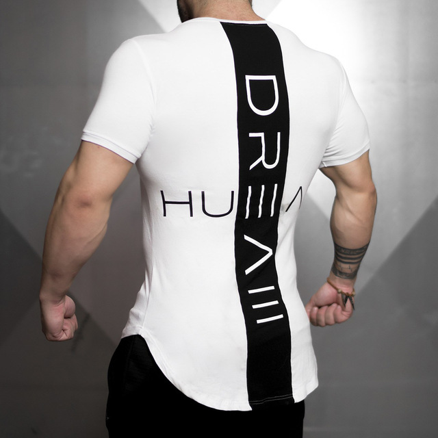 Fitted Streetwear T-shirt 4