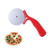 Нержавеющая сталь нож для пиццы инструменты для приготовления торта Ножницы Для Пиццы подходит для пиццы, тортов, вафель и макаронных изделий