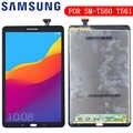 ใหม่สำหรับ Samsung Galaxy Tab E 9.6 SM-T560 T560 SM-T561 จอแสดงผล LCD Touch Screen Digitizer Matrix แผงแท็บเล็ตชิ้นส่วน