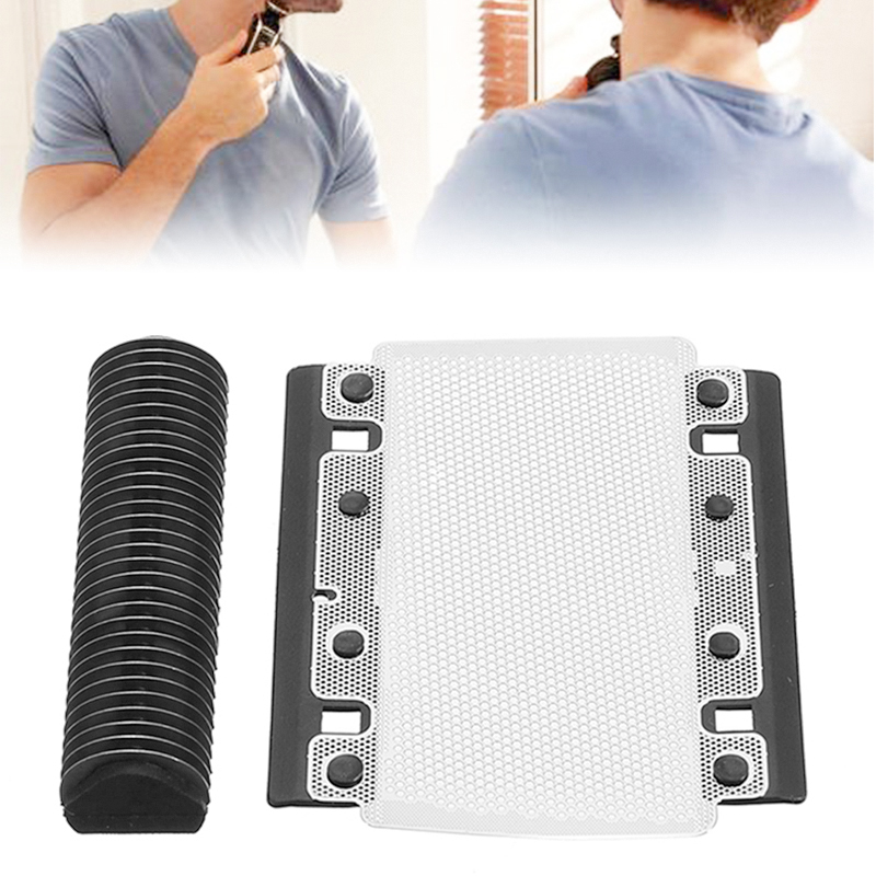 628 Shaver Foil + Cutter Replacement For Braun Shaver 3000 3600 Series 3612 3770 3614 Electric Shaving Head Mesh Grid Screen