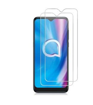 Перейти на Алиэкспресс и купить 9D закаленное стекло для Alcatel 1A 1V 1B 1S 3L 3X 1SE 2020 Защитная пленка для экрана Мобильный телефон для Alcatel 1S 2019