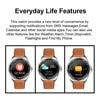 SENBONO S09Plus Smart Watch Bluetooth 5 0 IP68 Smart Clock men women Smartwatch For 2020 Huawei Heart Rate Intelligent Monitor review