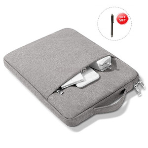 Handbag Case For Samsung Galaxy Tab A 10.1 2019 SM T510 T515 Tablet Bag Sleeve Case Tab a 10.1 Shockproof Multi Pockets Bag Capa(China)