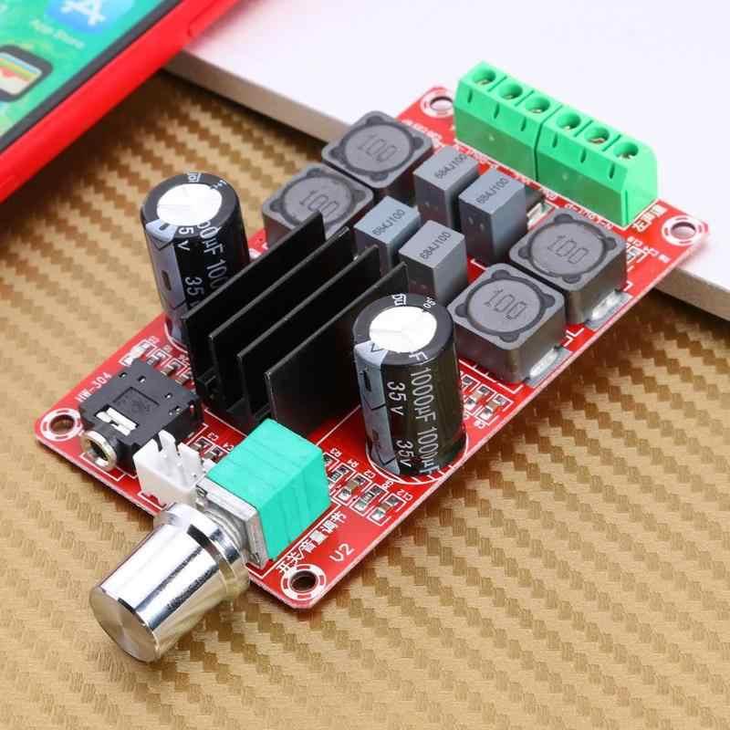 TPA3116 2x50W DC24V amplificateurs Audio HiFi TPA3116D2 2 voies haut de gamme numérique stéréo puissance amplificateur carte Subwoofer