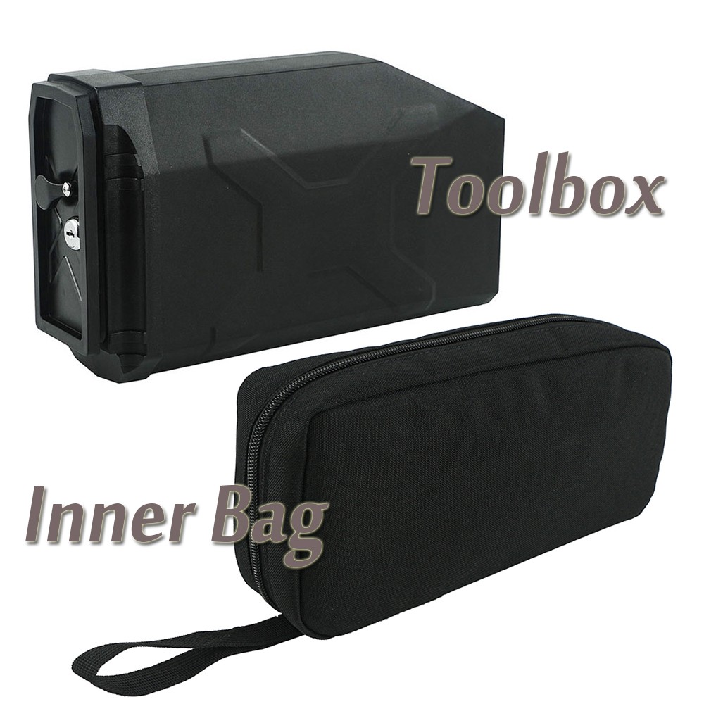 For BMW R1200GS Adv LC R1200 R 1200 GS Adventure 2013-2018 2019 Decorative Plastic Box Toolbox Tool Box Bag Inner Bag Waterproof
