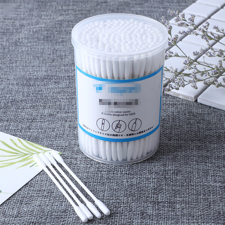 130Pcs/200Pcs Cleaning Sticks For IQOS 2.4 Plus Electronic Cigarette Heating Vape Cotton Swabs For IQOS Clean Tool Accessories