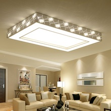 LED ceiling lamp modern minimalist living room lamp restaurant lamp warm bedroom lamp rectangular new room lighting lamps multiple chandelier ceiling living room lighting living room lamps modern minimalist led blossom lamp mediterranean lamp zx180