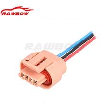 4 Pin Автоматический Электронный насос Lgnition катушки высокого напряжения в контейнере Водонепроницаемый разъем для кабеля 12162859