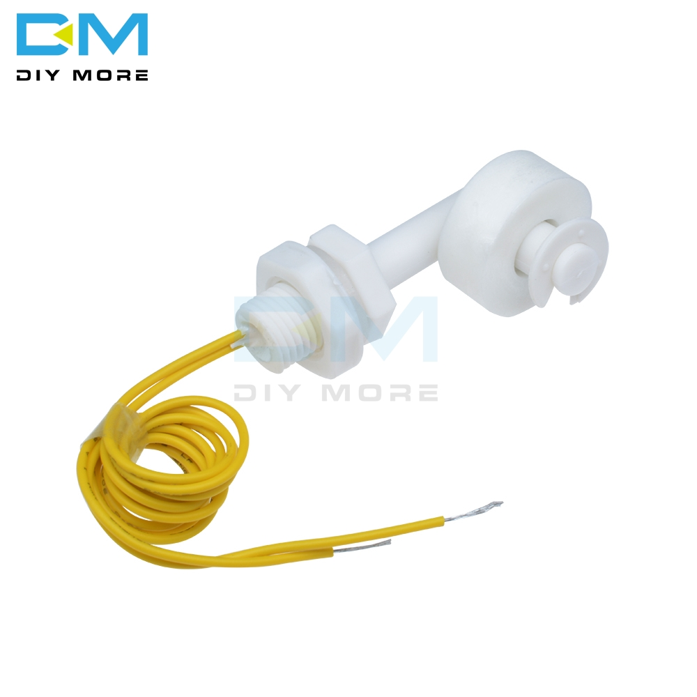 DC 220V Liquid Water Level Sensor Right Angle Float Switch for Fish Tank Flow Measuring Instruments For Electronic Water Tools