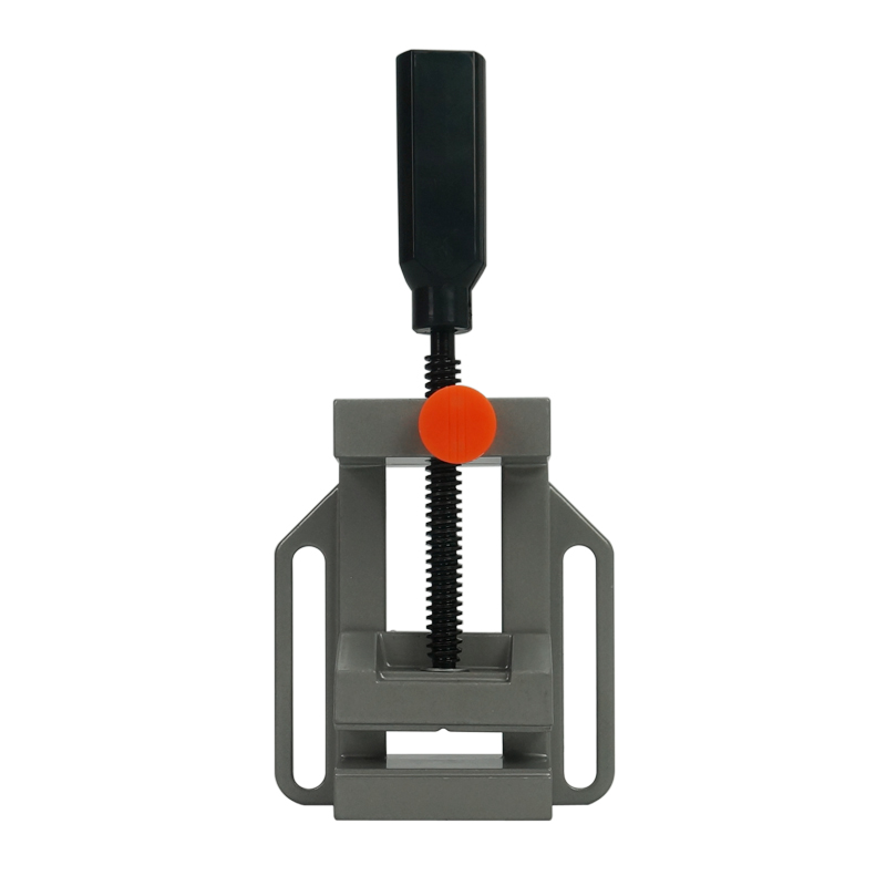 mini Flat tongs RH006 CNC milling machine tool bench clamp jaw table vice plain Bench drill Vise Fixture