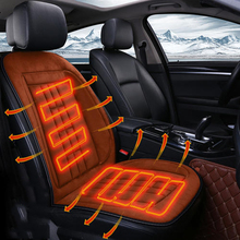 Car supply 12V 24V heating seat cushion Electric Heating Winter
