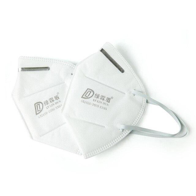 50pc/lot Wholesale KN95 Mask Soft Protective Mascarilla Mascherine Anti Flu Face Mask FFP3 FFP2 KF94 Masks 2