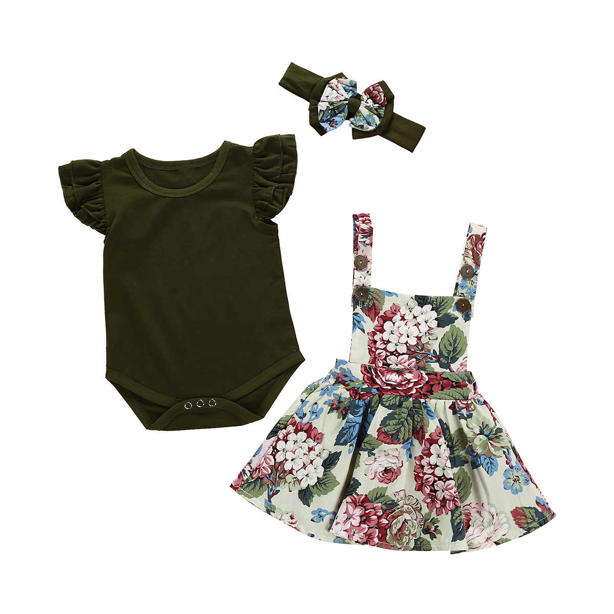 puseky 2pcs//Set Kids Baby Girl Leopard T-Shirt Bowknot Shorts Fashion Outfits Suit
