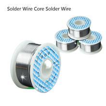 Rouleau de fil à souder, 0.8mm, pour fer à souder, étain, plomb, colophane, FLUX 2.0% non-clean, outils de réparation de soudage électrique