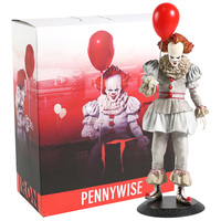 IT Pennywise PVC Action Figure Collectible Model Toy