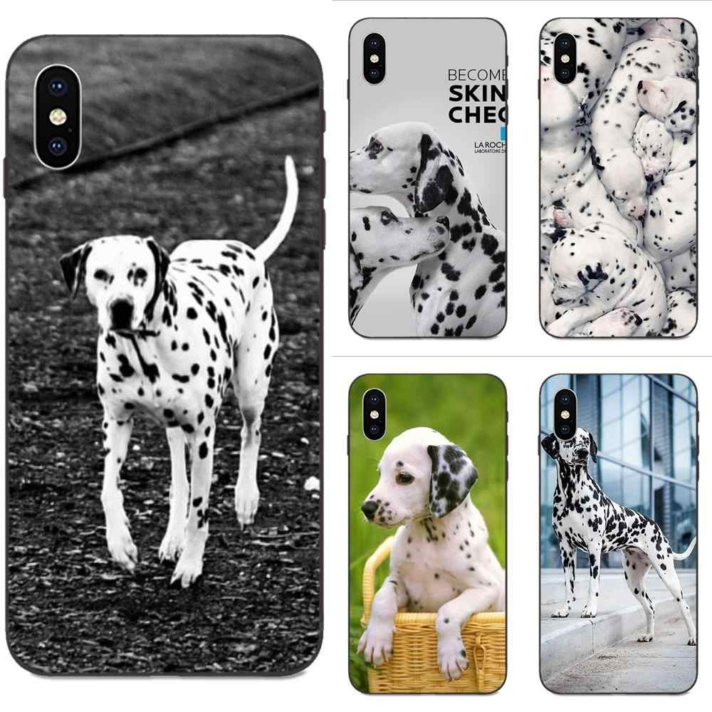 Dalmatians Soft TPU Fashion Cover Case For Huawei nova 2 2S 3i 4 4e 5i Y3 Y5 II Y6 Y7 Y9 Lite Plus Prime Pro 2017 2018 2019