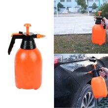 Aozbz lavagem do carro mão pressão pulverizador garrafa pote auto lavagem bomba de manutenção pulverizador garrafa pressurizada resistência de corrosão