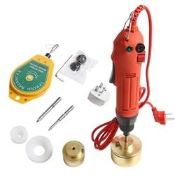 Manual Electric Bottle Capping Machine Handheld Cap Sealer Sealing Machine 10-50Mm Capping Diameter Bottle Capper Sealer Screwin