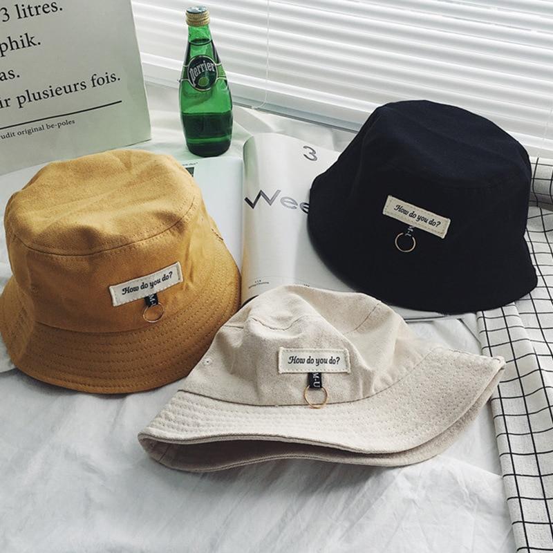 New Sunscreen High Fashion Bucket Hat Dropshipping Designer Sun Visor Lady Autumn Winter Outdoor Creative Foldable Fisherman Hat