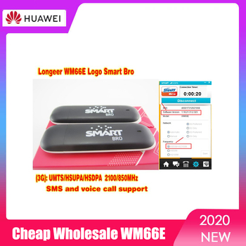 Unlocked Longeer WM66E HSPA+ 21.6Mbps GSM 3G USB Wireless Dongle Modem good quality 3g wireless gsm modem rs232 3g wireless modem for data transfer and bulk sms