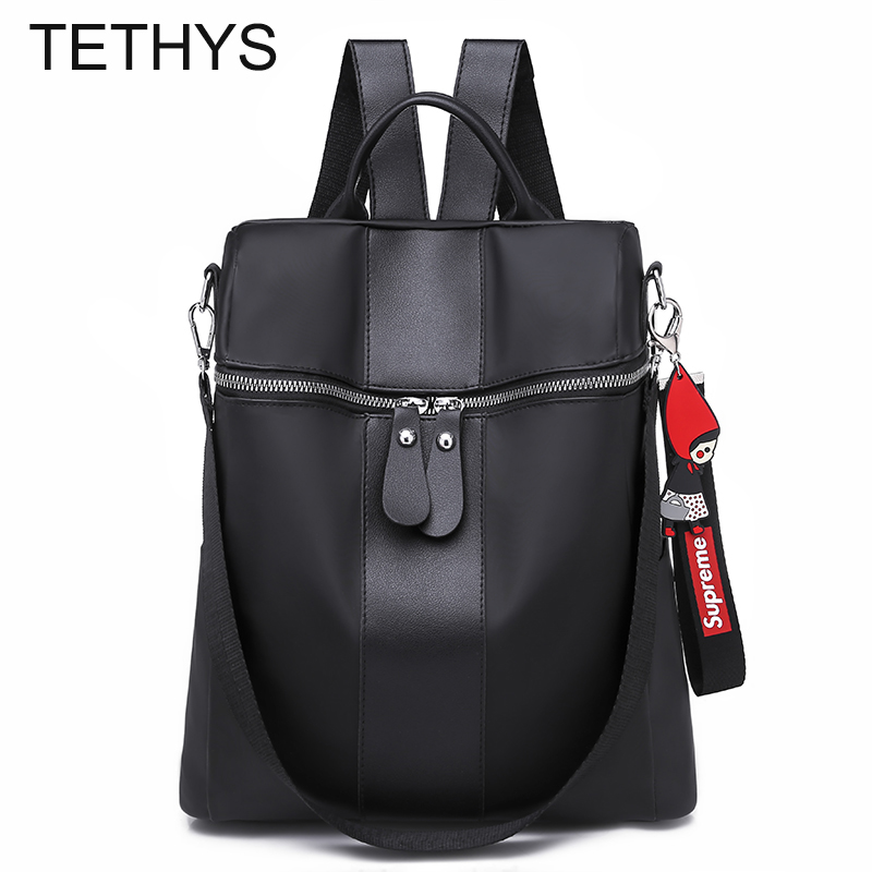TETHYS Fashion Backpack Designers Brand Women High Quality Back Packs Women Leisure Backpack For Teenage Girls Mochila Hombre