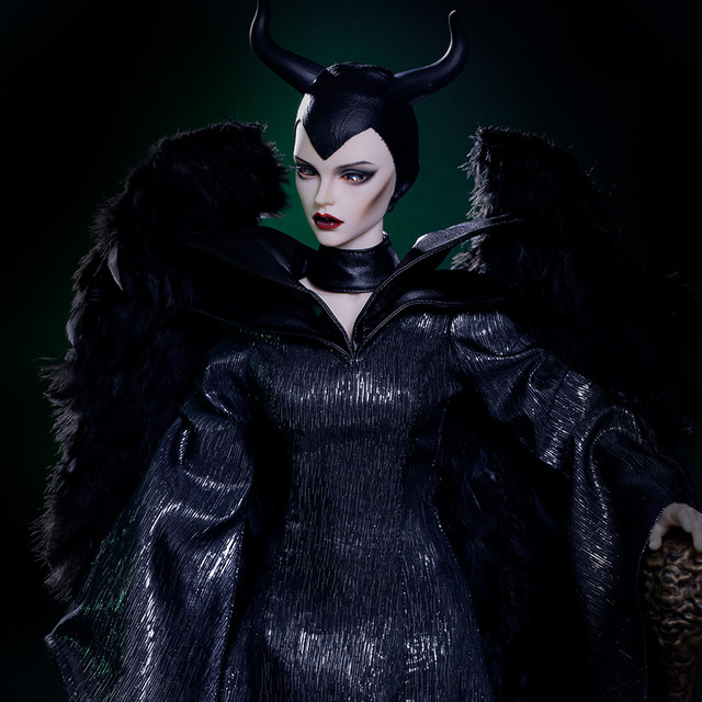 Mamet BJD Dolls 1/3 Female Ball Jointed Doll Rebirth Holy Queen Fairy Wings Option High Fashion Collection ShugaFairy