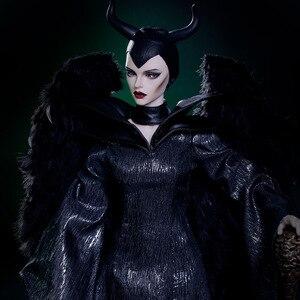 Image 3 - Mamet Bjd Poppen 1/3 Vrouwelijke Bal Jointed Doll Wedergeboorte Heilige Queen Fairy Vleugels Optie Hoge Modecollectie Shugafairy