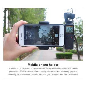 Image 4 - FIMI PALM Mobile Phone Clip Bracket Mount Desktop Tripod for FIMI PALM Handheld Camera Phone Clip Holder Handheld Gimbal Camera