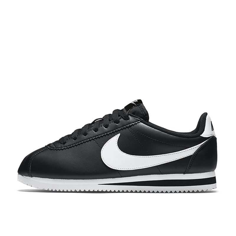 Original Nike Cortez Waterproof Women's Running Shoes Unisex Sports Comfortable Outdoor Athletic Classic Man Sneakers 807471-101