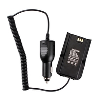 for TYT MD 380 Borrower Car Charger Battery Eliminator|Battery Accessories| |  -