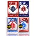 Azul/vermelho original bicicleta jogando cartas piloto de volta padrão decks eua edição cartões de poker