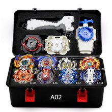 new style toupie beyblade burst arena metal fusion 4d beyblade spinning top toy for kids gift toys for children TAKARA TOMY Combination Beyblade Burst Set Toys Beyblades Arena Bayblade Metal Fusion 4d With Launcher Spinning Top Beyblade Toy