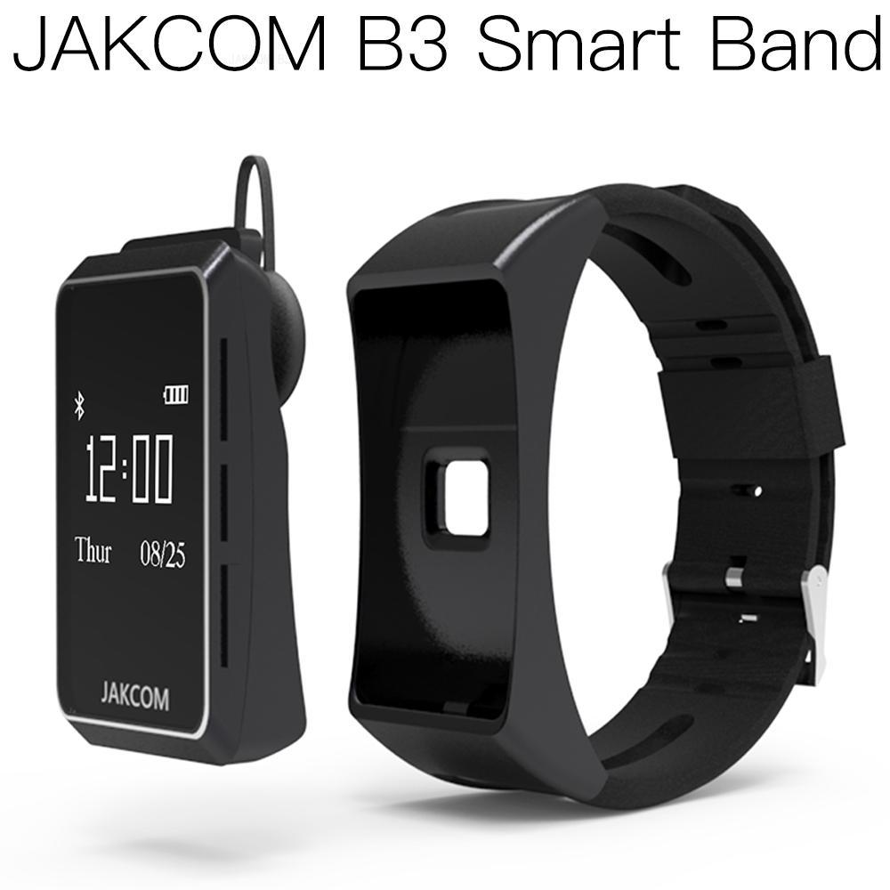 JAKCOM B3 Smart Watch Match to 5 global version my band <font><b>dt</b></font> <font><b>no</b></font> <font><b>1</b></font> bracelet <font><b>smartwatch</b></font> p70 watch color heylou image