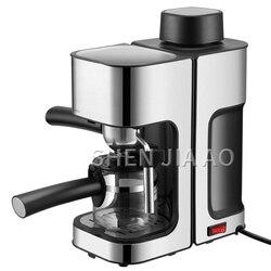 Włoski ekspres do kawy maszyna półautomatyczna pompa parowa ciśnienie spienione mleko DIY ekspres do kawy MD-2006