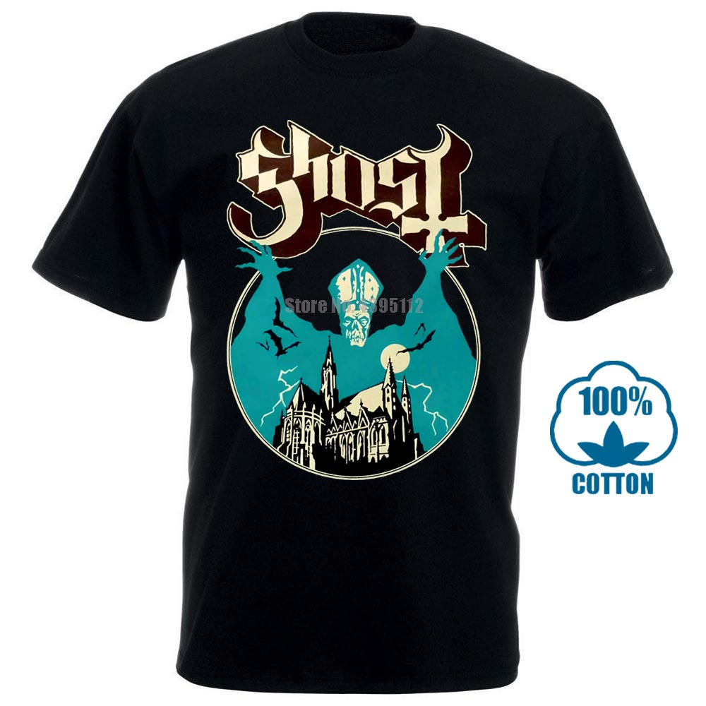 Ghost Opus Eponymous Shirt S M L Xl Xxl Official T Shirt Metal Rock Band Tshirt