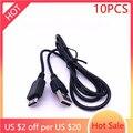 10 шт. USB Кабель зарядного устройства для Samsung SGH серии F268 F270 Beat F330 F400 F480 Tocco F490 F498 F700 G600 G800 I450 I617