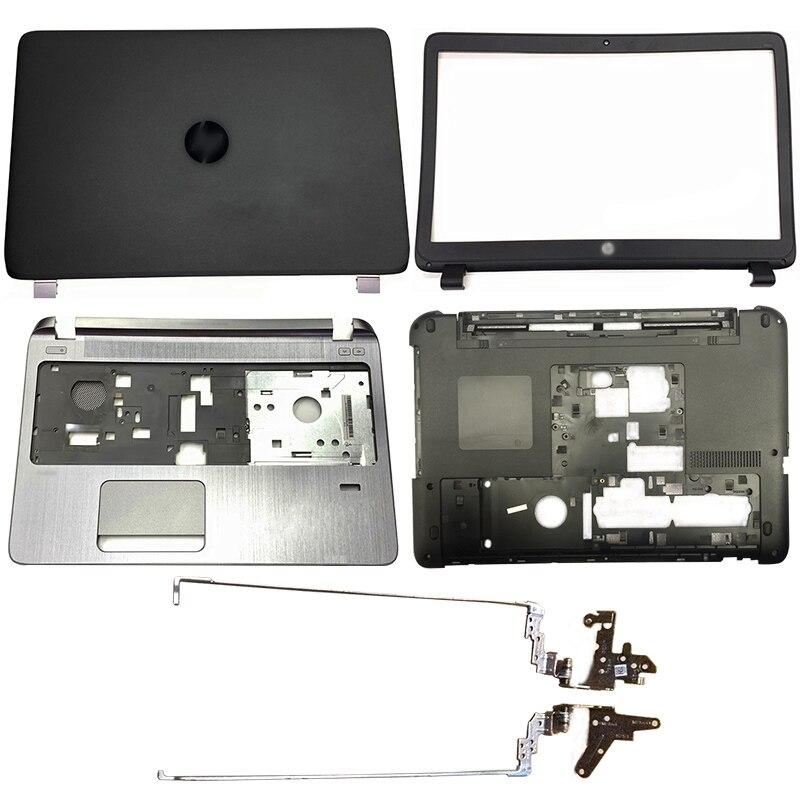 Новый ноутбук LCD задняя крышка/передняя рамка/петли/Упор для рук/Нижняя крышка для HP Probook 450 G2 455 G2 768123 001 AP15A000100|Сумки и чехлы для ноутбуков|   | АлиЭкспресс