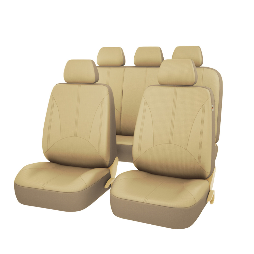 Car-Seat-Covers Back-Bucket Auto Interior Universal Full-Set High-Quality title=