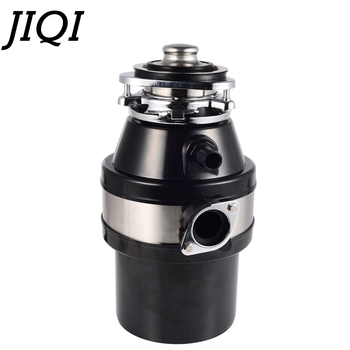 JIQI Food Waste Disposer 370W Food Residue Garbage Processor Sewer Rubbish Disposal Crusher Grinder Kitchen Sink Appliance 2