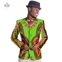 Men Blazer Designs Suit Male Blazer Ankara Fashions Blazer Slim Fit Mens Blazer Dashiki African Print Wax 6XL WYN251