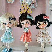 Factory Neo Blyth Doll Customized Matte Face,1/6 BJD Ball Jointed Doll Blyth Dolls for Girl,Reborn Baby Born Toys for Children D long hair blyth doll light golden 1 6 bjd doll blyth dolls diy change toy
